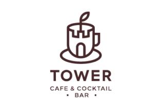 LOGO TOWER CAFE & COCKTAIL BAR