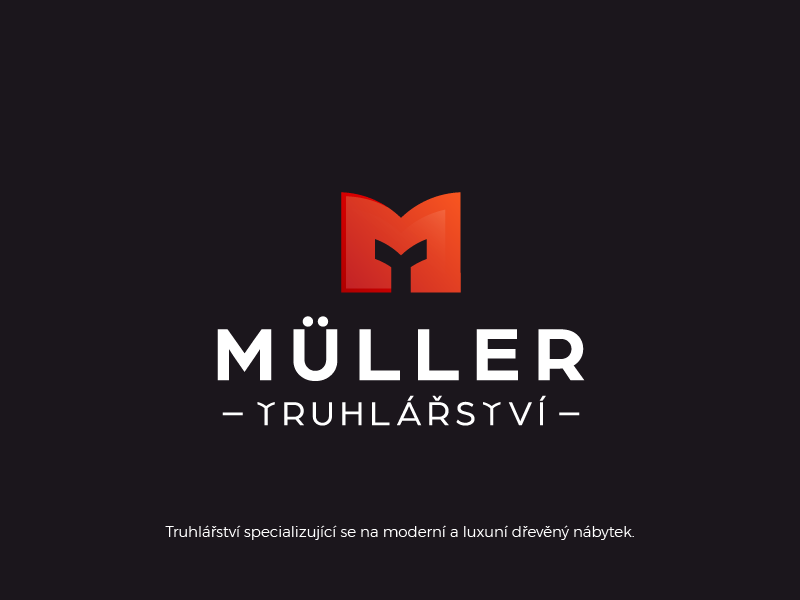MÜLLER  Truhlářství